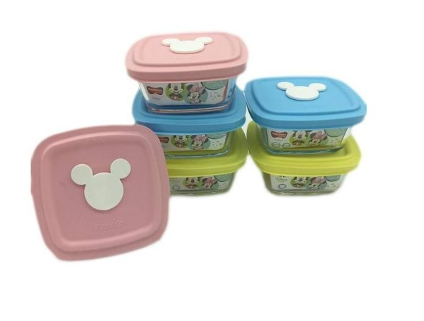 Pote Papinha Facilita Disney Baby 300 ml Nadir