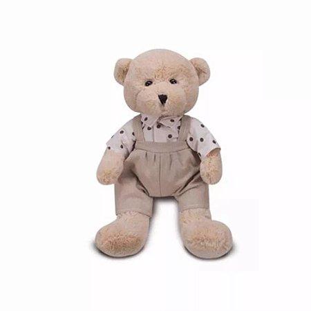 Urso De Pelúcia Poá - Buba Toys