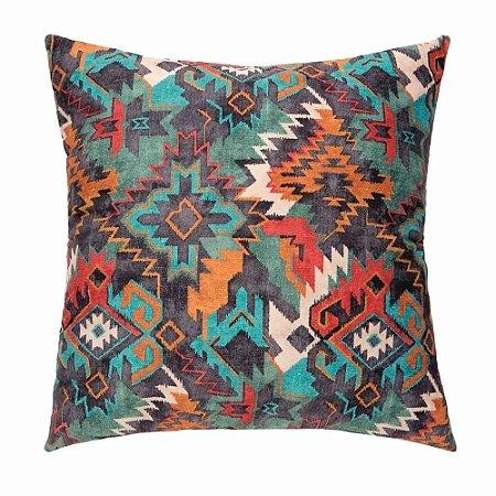 Kit C/ 03 Capa De Almofada Inca Decorativas