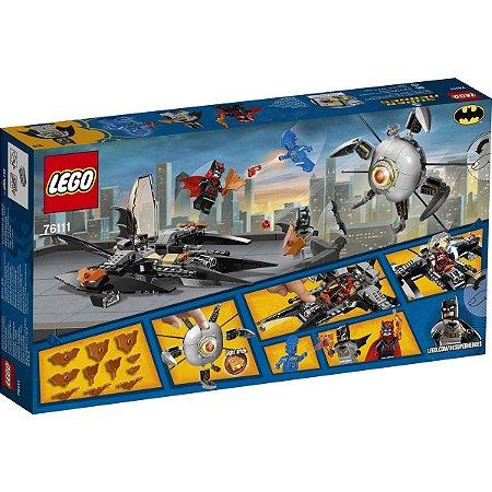 Lego Batman Brother Eye Takedown 76111
