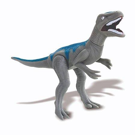 Dinossauro Velociraptor Adjomar