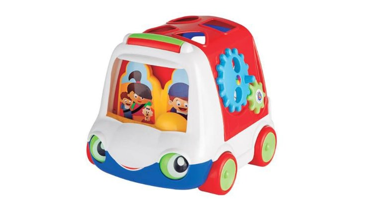 Baby Bus Educativo