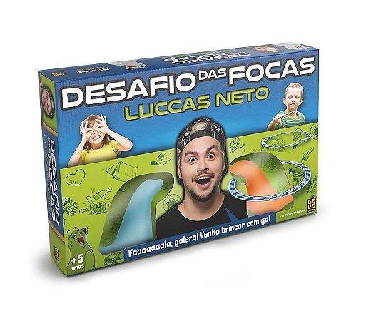 Jogo Luccas Neto Desafio das Focas Grow