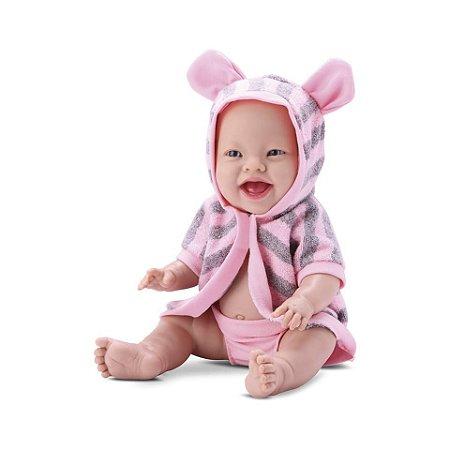 Boneca Baby Babilina Banho