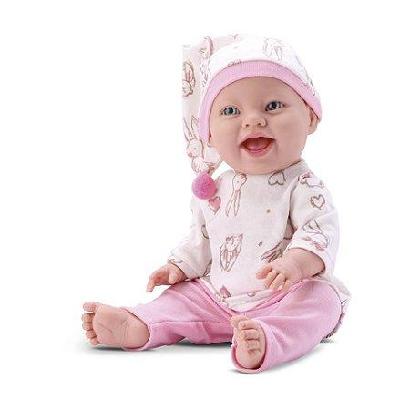 Boneca baby Babilina Soninho