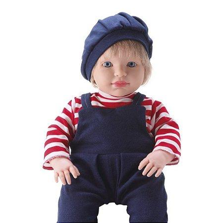 Boneco Bebê Loui