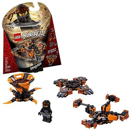 Lego Ninjago Spinjitzu Cole 70662