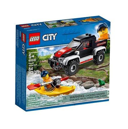 Lego Aventura com Caiaque 60240