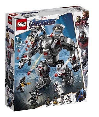 Lego Avengers Maquina de Guerra destruidora 76124