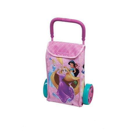 Bag Fashion Princesas Disney Infantil - Multibrink