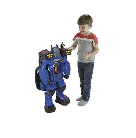 Imaginext Batman Mega Battlebot  Mattel