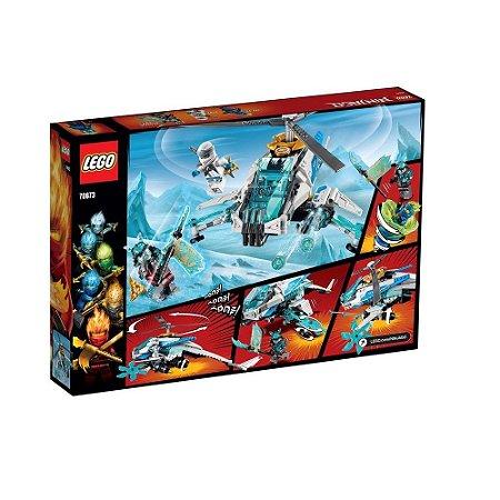Lego Ninjago Shuricoptero - 70673