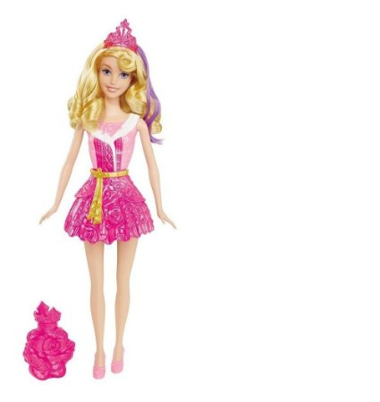 Boneca Princesa Aurora Disney Mattel -CDB97