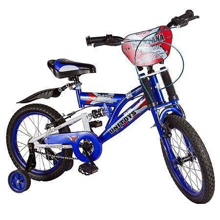 Bicicleta Infantil Montana ARO 16 Unitoys