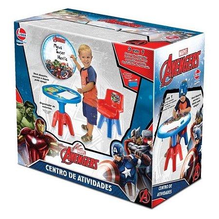Centro de Atividades Avengers Lider - 2395