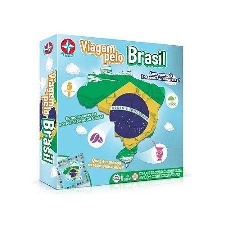 Jogo Viagem pelo Brasil Estrela