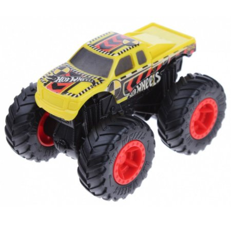 Carrinho Hot  Wheels  Monster Trucks Bash-Ups Crash Recruit