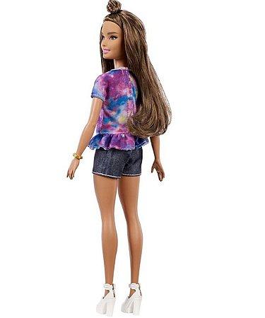 Boneca Barbie Fashionistas 112 Mattel