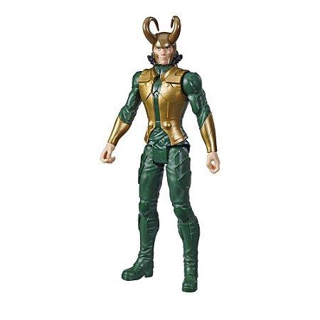 Boneco Avengers Loki Hasbro - E7874