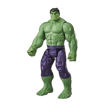 Boneco Avengers Hulk Hasbro - E7475