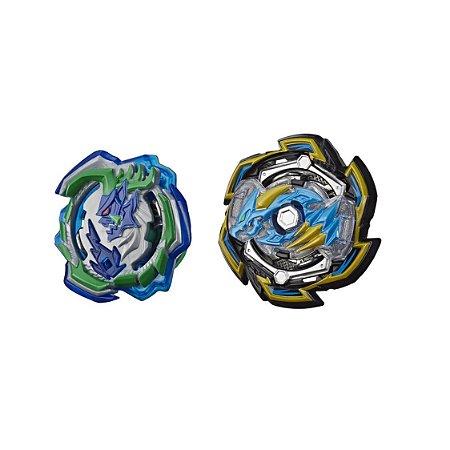 Beyblade Hyper Sphere Ogre O5 e Rock Dragon D5  Hasbro
