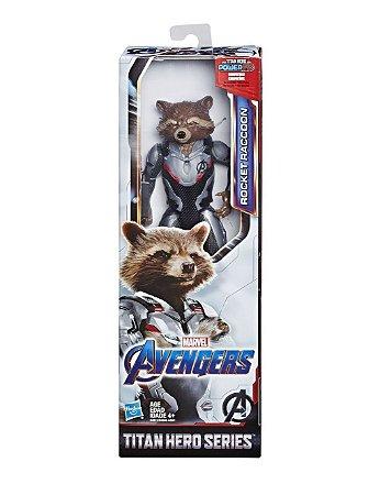 Boneco Avengers Rocket Raccoon -E3917