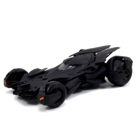 Carro de Metal Batmobile DTC  -3871