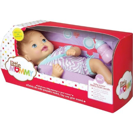 Little Mommy Recém Nascido Picnic Bloomer - Mattel