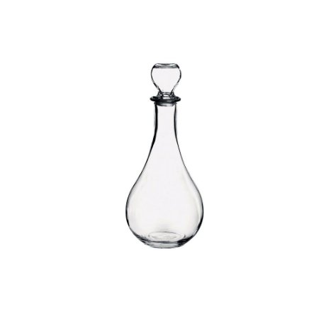 Decanter Loto com Tampa Vidro 1,250 ml