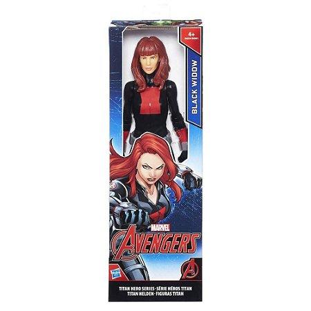 Boneco Avengers Viúva Negra Power FX Hasbro
