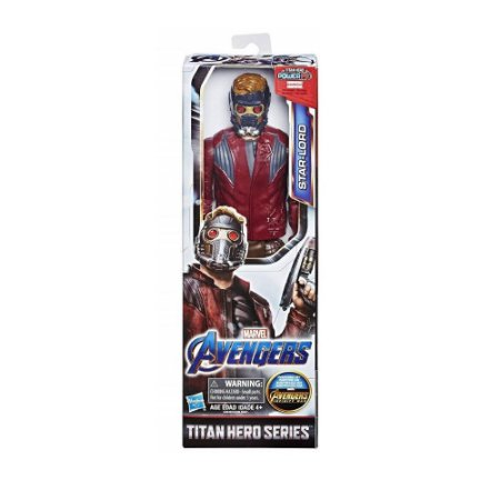 Boneco Avengers Star Lord Power FX Hasbro