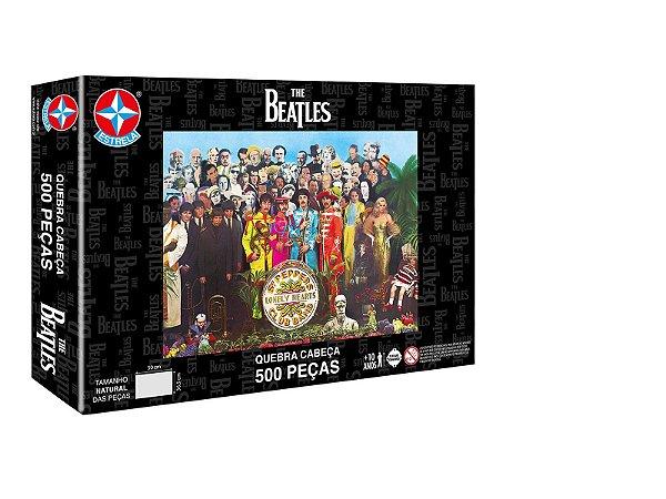 Quebra-Cabeça The Beatles - Estrela