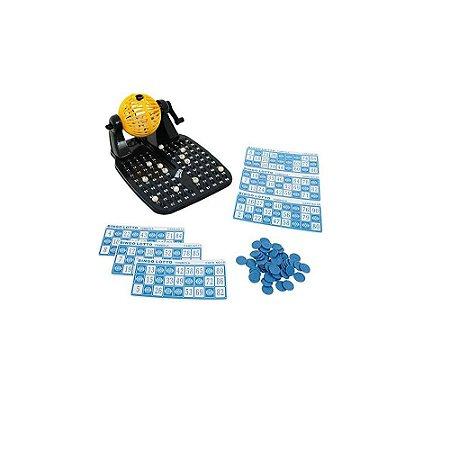 Bingo de Plástico 90 Números Express