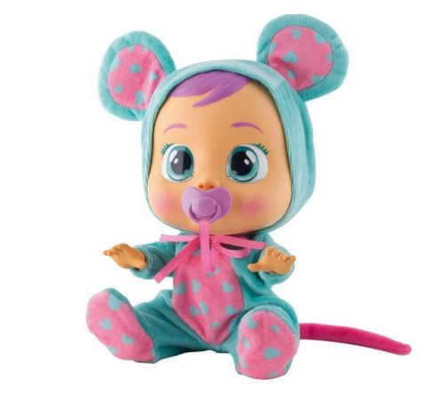 Boneca Cry Babies Lala Multikids