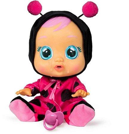 Boneca Cry Babies Lady - Multikids