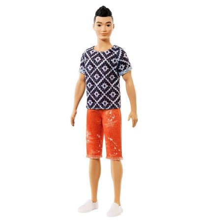 Ken Fashionistas Boho Hip 115 Mattel