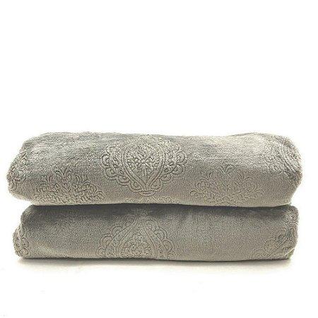 Cobertor Manta Blanket Jacquar Casal Fend  Kacyumara
