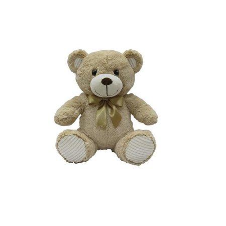Urso De Pelúcia Vanilla 28 cm Buba Toys