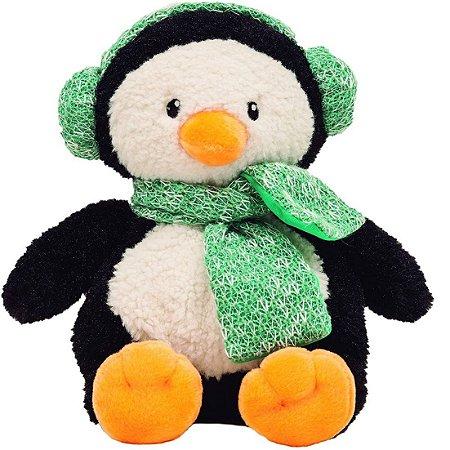 Pelúcia Pinguim Quentinho - Buba