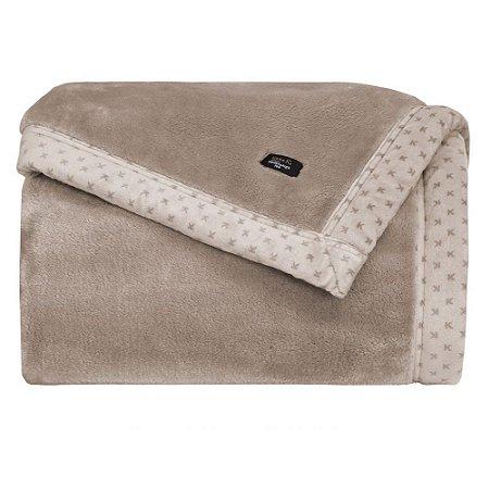 Cobertor Manta Blanket 700 King Fendi CLaro - Kacyumara
