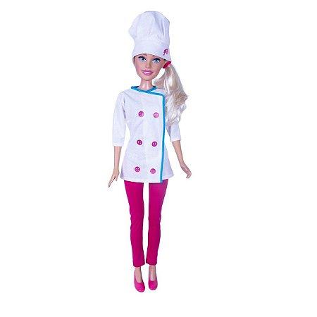 Barbie Profissões Chef  64 cm Pupee