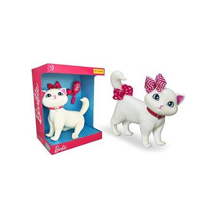 Barbie Pet Fashion Gatinha Blissa Barbie e Acessórios Pupee