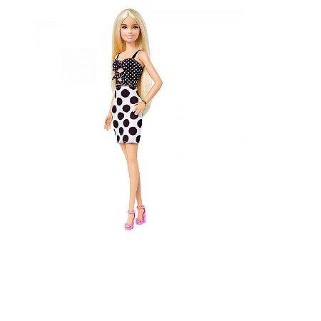 Boneca Barbie Fashionista 134 Mattel