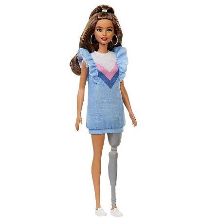 Boneca Barbie Fashionista 121 Mattel