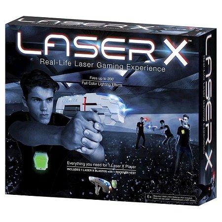 Laser X Experiência Real em Games de Laser Individual Sunny