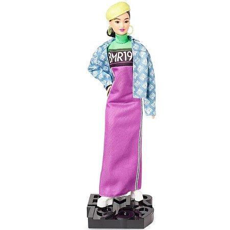 Barbie Colecionável Signature Jaqueta Jeans BMR 1959 Mattel