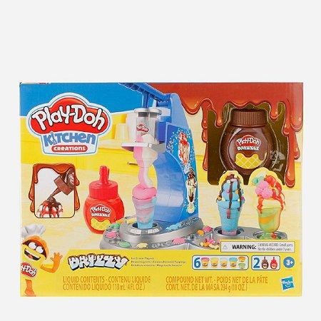 Massinha Play Doh Máquina de Sorvete Hasbro