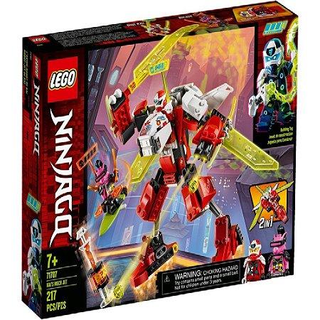 Lego Ninjago  Jato mecânico de Kai 71707