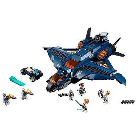 LEGO Avengers 76126  Vingadores Ultimate Quinjet