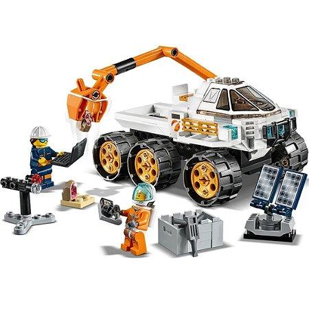 LEGO City 60225 Carro lunar